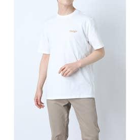 メンズ 半袖Tシャツ CAMO PRINT TEE FOA401783 (ホワイト)