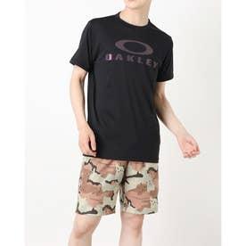 メンズ 半袖機能Tシャツ ENHANCE QD SS TEE SCI O BARK 11.0 FOA402201 (ブラック)