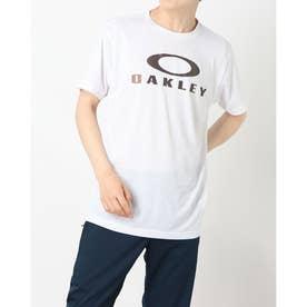 メンズ 半袖機能Tシャツ ENHANCE QD SS TEE SCI O BARK 11.0 FOA402201 (ホワイト)