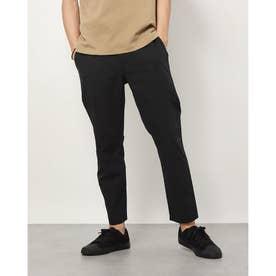 メンズ ライフスタイルロングパンツ ENHANCE MULTI TAPERED PANTS 1.7 FOA402952 (ブラック)
