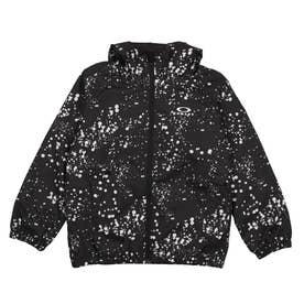 メンズ ウインドジャケット ENHANCE WIND WARM JACKET YTR 2.7 FOA402901 (ブラック)