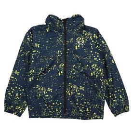 メンズ ウインドジャケット ENHANCE WIND WARM JACKET YTR 2.7 FOA402901 (ネイビー)