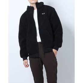 メンズ フリースジャケット ENHANCE BOA JACKET 1.0 FOA402883 (ブラック)