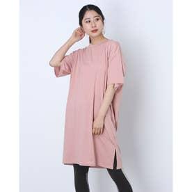 レディース 半袖機能Tシャツ RADIANT TENDER ONE-PIECE FOA500159 (ピンク)