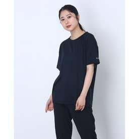 レディース 半袖機能Tシャツ RADIANT TENDER OFF BODY TEE FOA500161 (ブラック)
