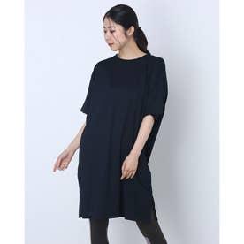 レディース 半袖機能Tシャツ RADIANT TENDER ONE-PIECE FOA500159 (ブラック)
