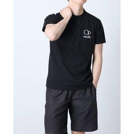 ハンソデ UVTシャツ (BLK)