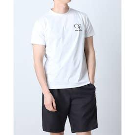 ハンソデ UVTシャツ (WHT)