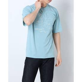ハンソデ Tシャツ (BLG)