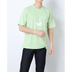 ハンソデ Tシャツ (GRN)
