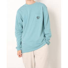 ナガソデ Tシャツ (BLU)