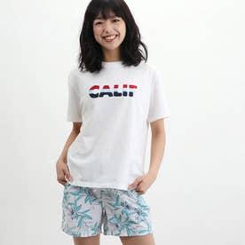 ハンソデ Tシャツ (WHT)