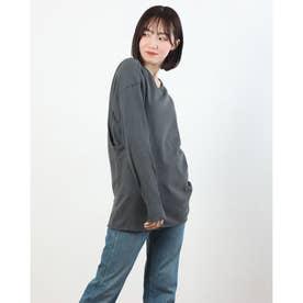 ナガソデ Tシャツ (CHA)