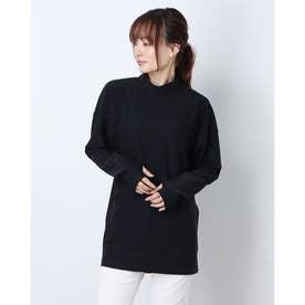 ナガソデ UVTシャツ (BLK)