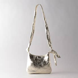 ODETTE E ODILE CHRISTIAN VILLA Knot BAG S (GOLD)