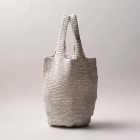 ODETTE E ODILE KARAKORAM C-Knit BAG (LT.GRAY)