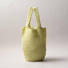 ODETTE E ODILE KARAKORAM C-Knit BAG (LIME)