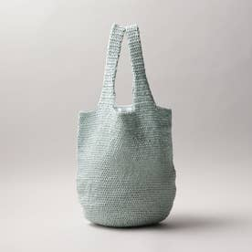 ODETTE E ODILE KARAKORAM C-Knit BAG (LT.BLUE)
