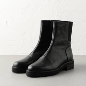 ODETTE E ODILE バックゴア ショートブーツ35↑ (BLACK)