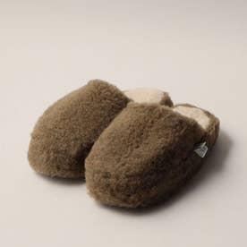 ODETTE E ODILE <COLD BREAKER(コールド ブレーカー)>Slippers (MD.BROWN)