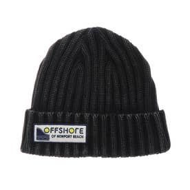 WAPPEN WATCH CAP (BLACK)