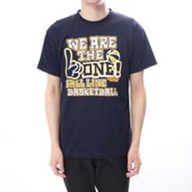 バスケットボール 半袖Tシャツ ボールライン 半袖Tシャツ BT-1021