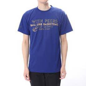 バスケットボール 半袖Tシャツ ボールライン 半袖Tシャツ BT-1015