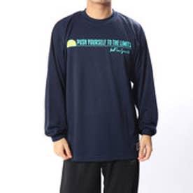 バスケットボール 長袖Tシャツ ボールライン 長袖Tシャツ BT-6041