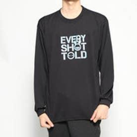 バスケットボール 長袖Tシャツ ボールライン 長袖Tシャツ BT-6168