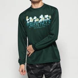 バスケットボール 長袖Tシャツ ピーナッツ 長袖Tシャツ PNU-6592
