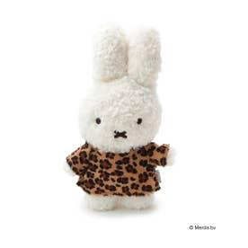 ◆【ミッフィーコラボ】ぬいぐるみマルチポーチ (キャメル(141))