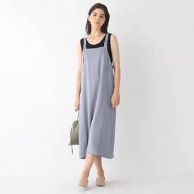 フレアジャンパースカート【WEB限定サイズ】 (ロイヤルパープル)