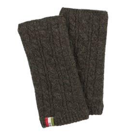 紳士 ニット手袋 (グリーン)