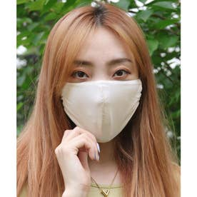 【ネット限定】涼快抗菌マスク (ベージュ)【返品不可商品】