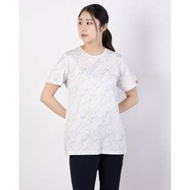トロピカルプリントTシャツ (スラッシュ)