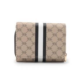 オゾグラムZIP財布 (アイボリー)