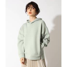 【50(L)WEB限定サイズ】ダンボールフーディー (サックス)