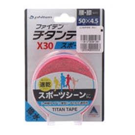 ユニセックス 健康アクセサリー ボディケア用品 チタンテープX30 伸縮タイプ スポーツ PU754029