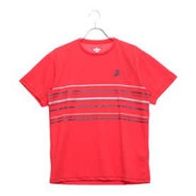 テニス 半袖Tシャツ ゲームシャツ WU9013