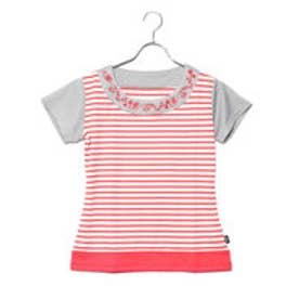 レディース テニス 半袖Tシャツ ゲームシャツ WL8086
