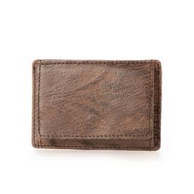箱小銭付カードケース (ブラック)