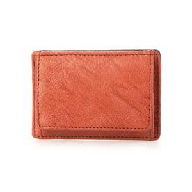 箱小銭付カードケース (レッド)