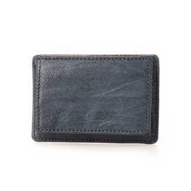 箱小銭付カードケース (ネイビー)