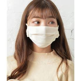 ノーズワイヤー入り肌荒れマスク【返品不可商品】 (オフホワイト(シフォンタイプ))