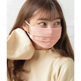 ノーズワイヤー入り肌荒れマスク【返品不可商品】 (ベビーピンク(シフォンタイプ))