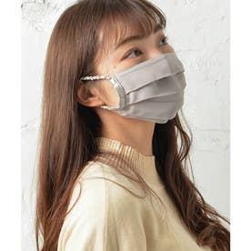 ノーズワイヤー入り肌荒れマスク【返品不可商品】 (グレー(シフォンタイプ))
