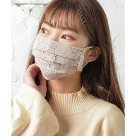 ノーズワイヤー入り肌荒れマスク【返品不可商品】 (グレー(レースタイプ))