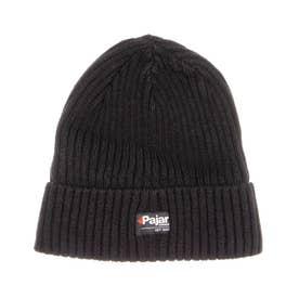 PAJAR NORTH UNISEX RIB KNIT HAT (BLACK)