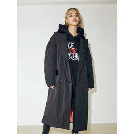 Comforter Coat (ブラック)
