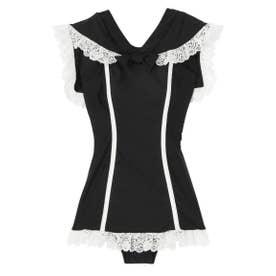 LOUISE Swim Dress (ブラック)【返品不可商品】